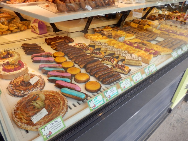 best pastries in Paris, pregnant in Paris, French pastries, pastries safe to eat during pregnancy